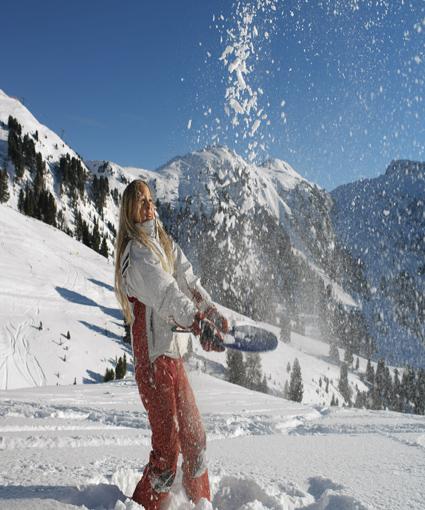 Vacanze sulla neve in Trentino