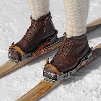 Scarpe fondo neve
